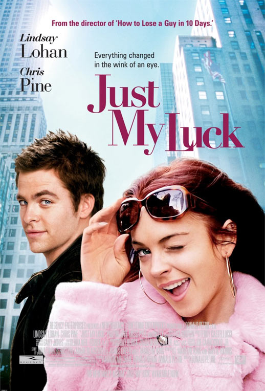 Just My Luck Poster #1