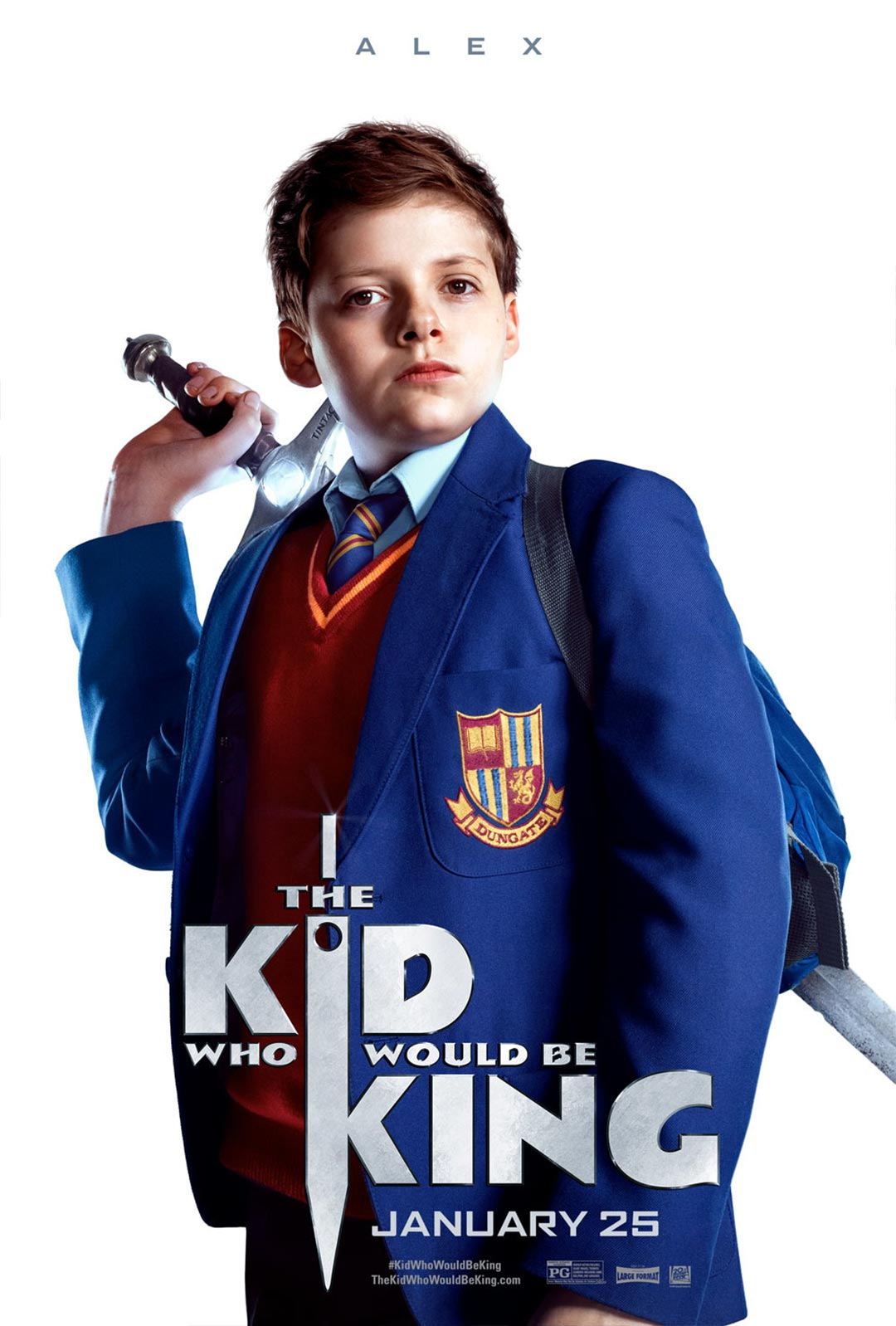 The Kid Who Would Be King Poster #5