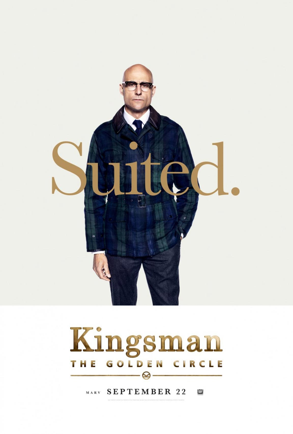 Kingsman: The Golden Circle Poster #11