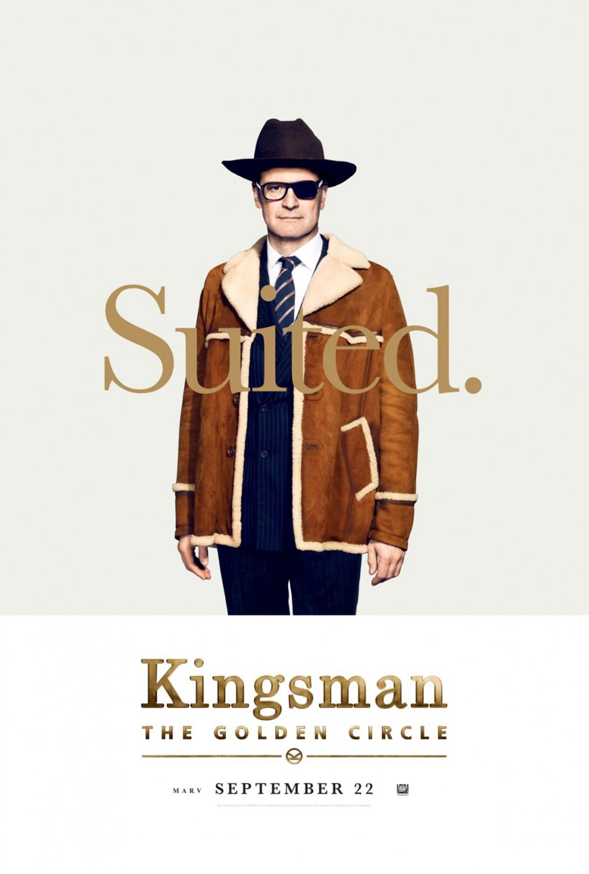 Kingsman: The Golden Circle Poster #12