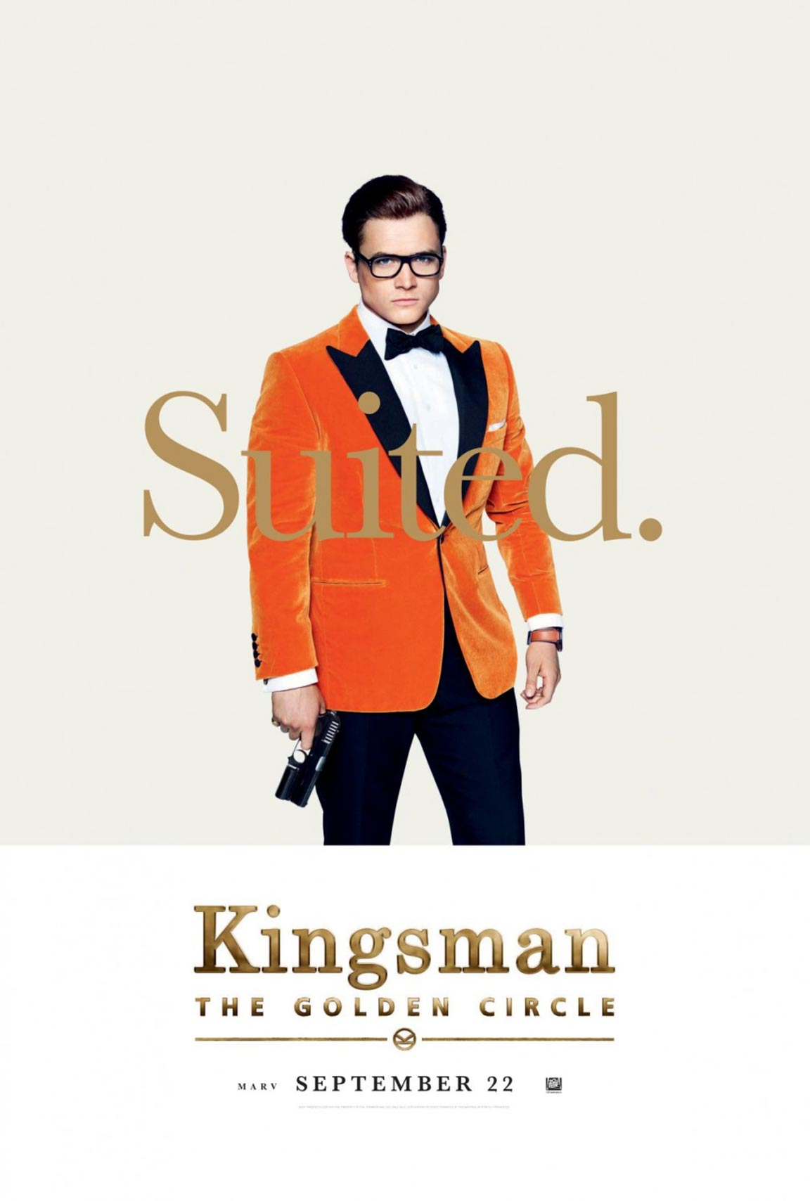 Kingsman: The Golden Circle Poster #13