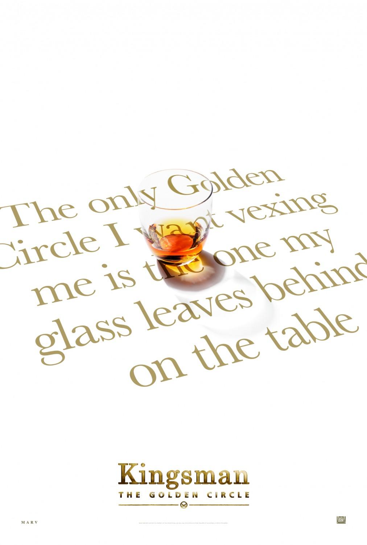 Kingsman: The Golden Circle Poster #4