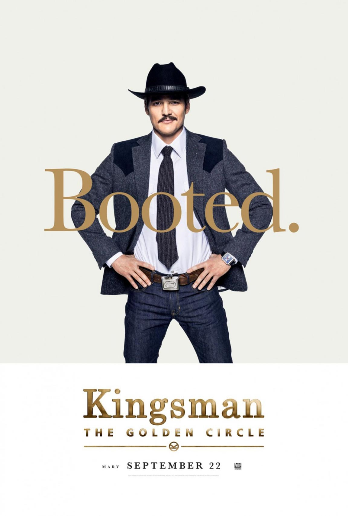 Kingsman: The Golden Circle Poster #6