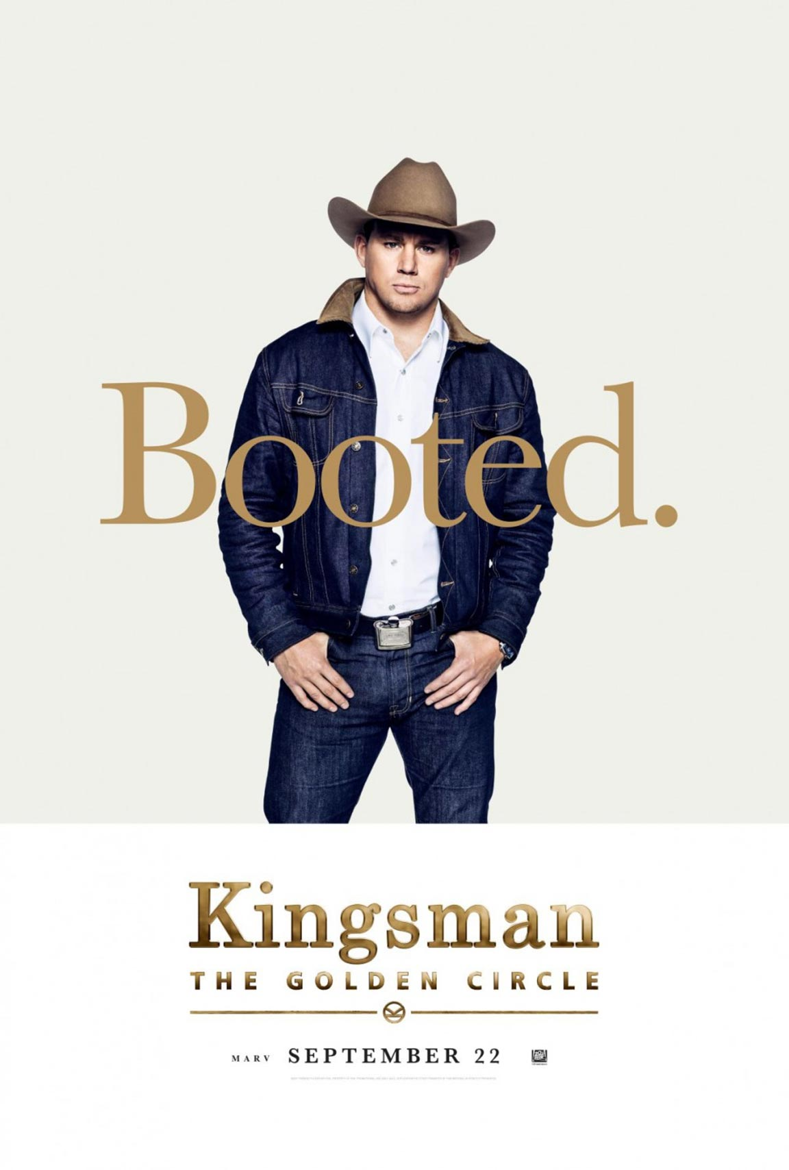 Kingsman: The Golden Circle Poster #7