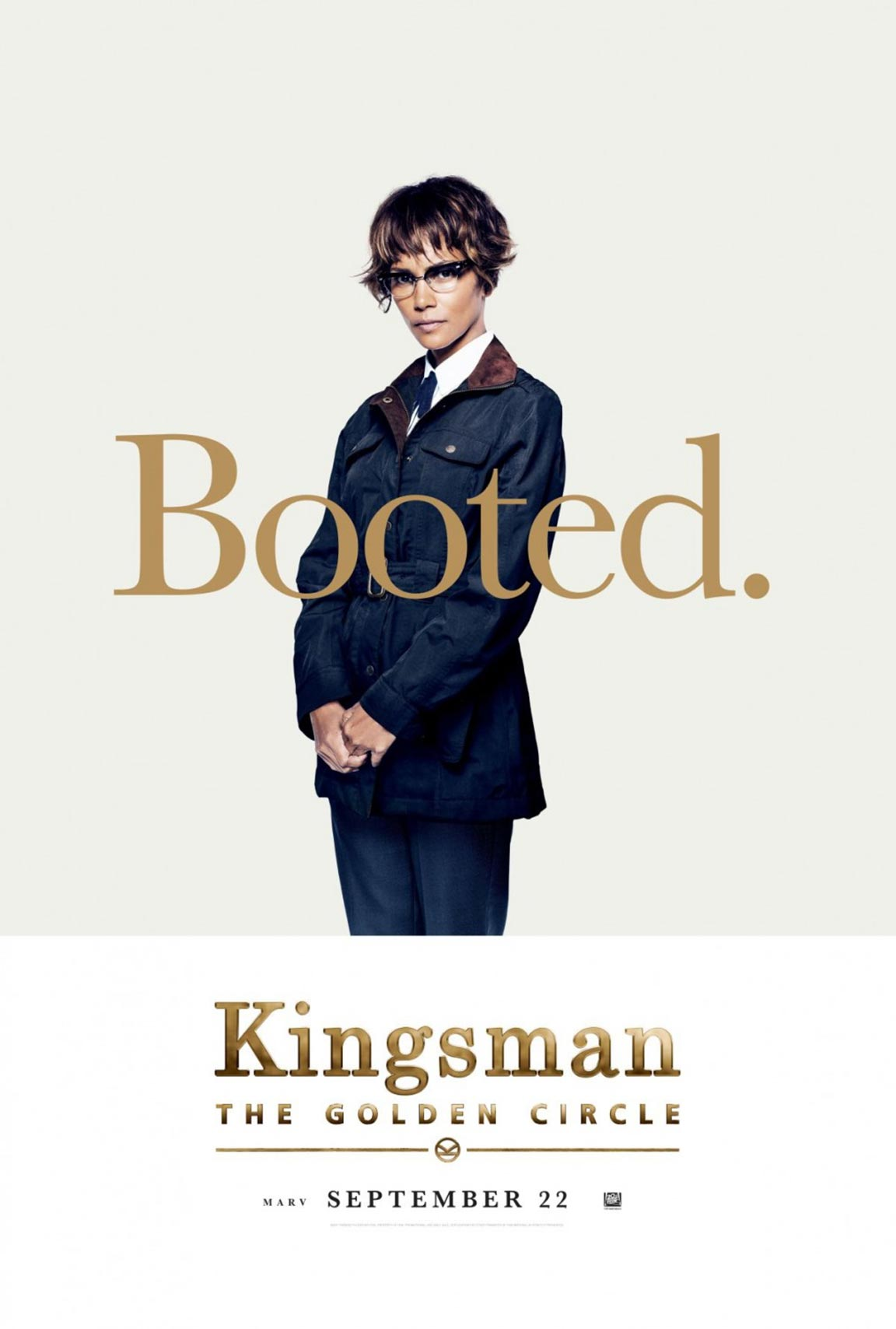 Kingsman: The Golden Circle Poster #8