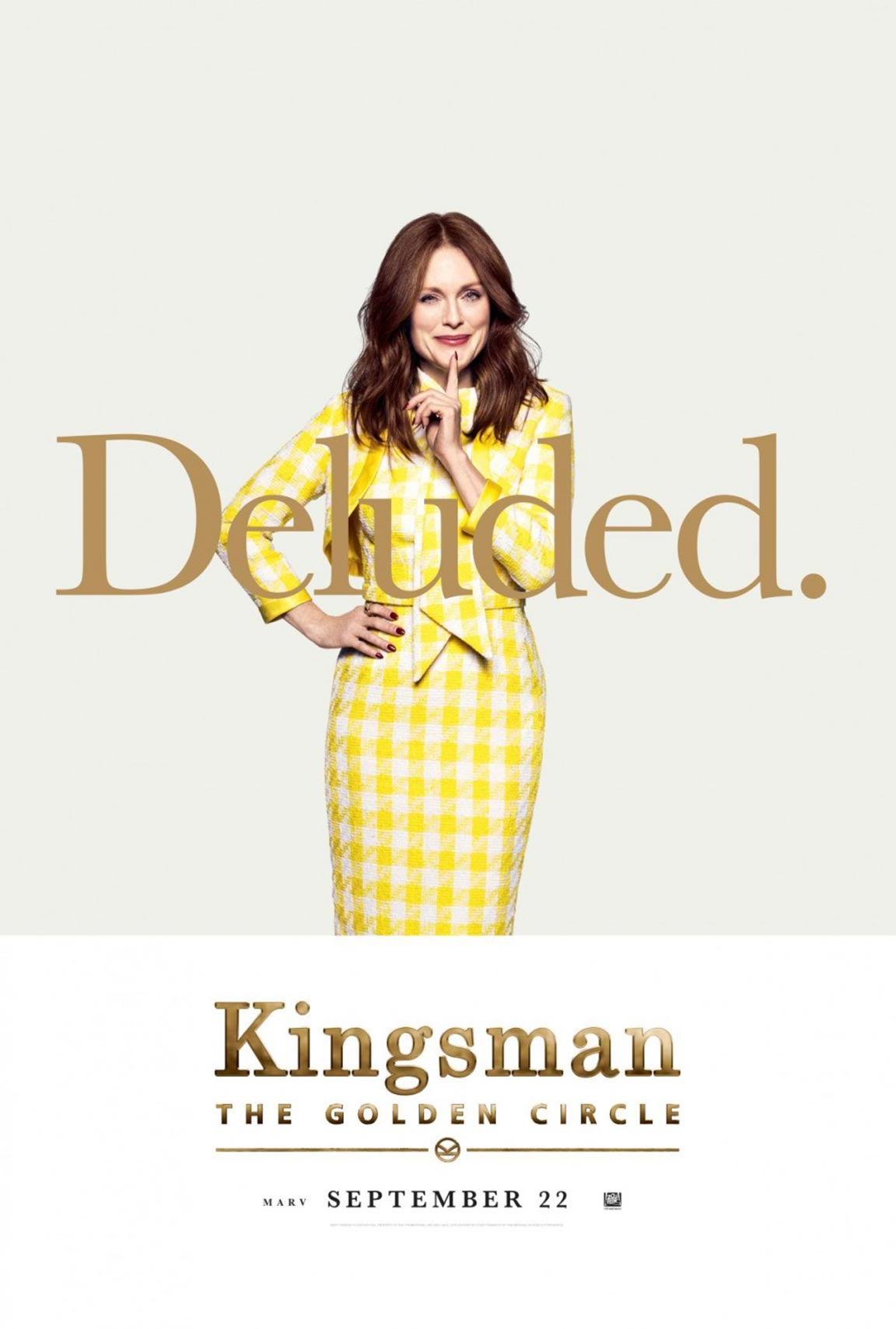 Kingsman: The Golden Circle Poster #9