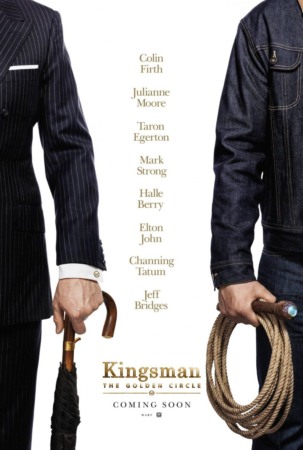 Kingsman: The Golden Circle Poster #1