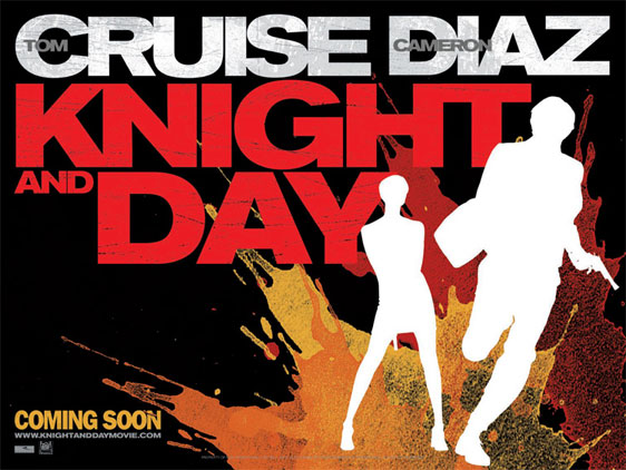 Knight and Day Poster #2