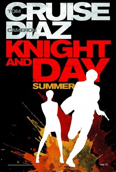 Knight and Day Poster #1
