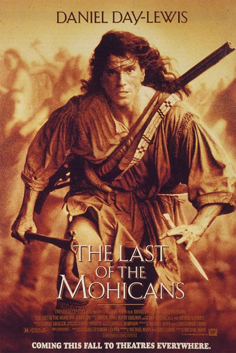 The Last of the Mohicans Poster #1
