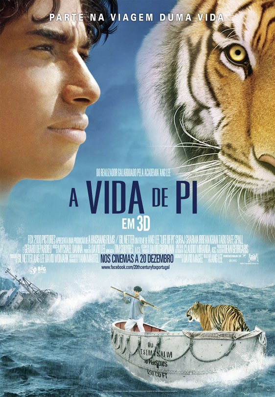 Life of Pi Poster #12