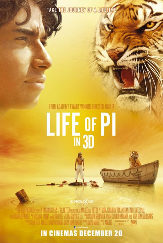 Life of Pi Poster #5