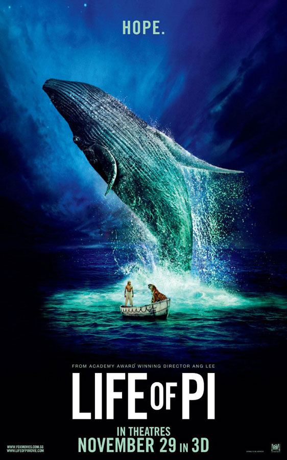 Life of Pi Poster #7