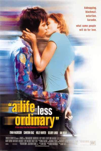 A Life Less Ordinary Poster #1