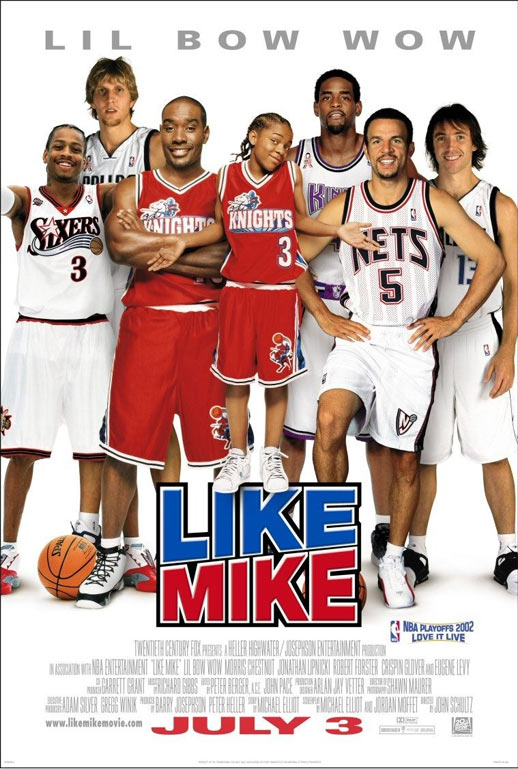 Like Mike Poster #1