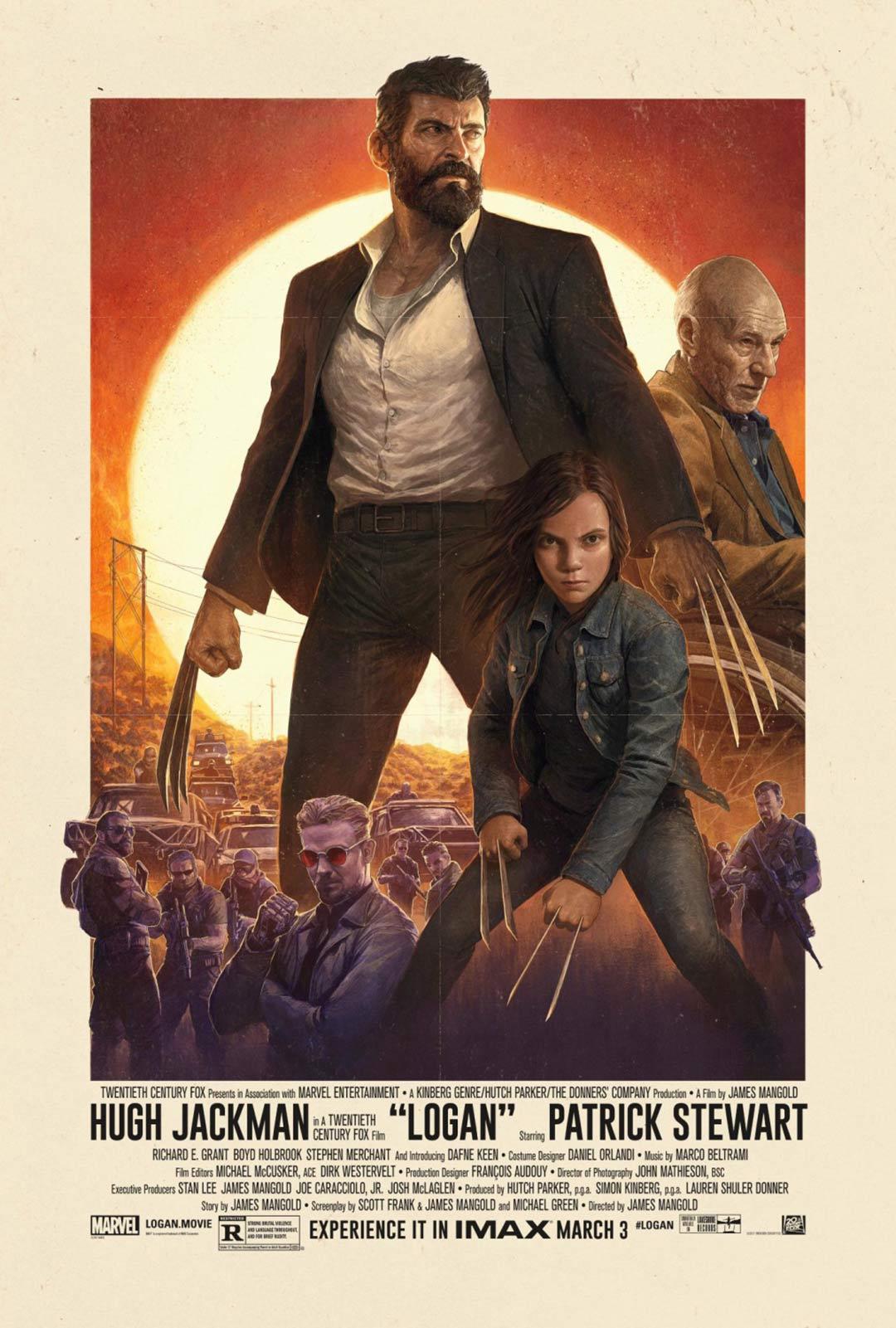 Logan Poster #6