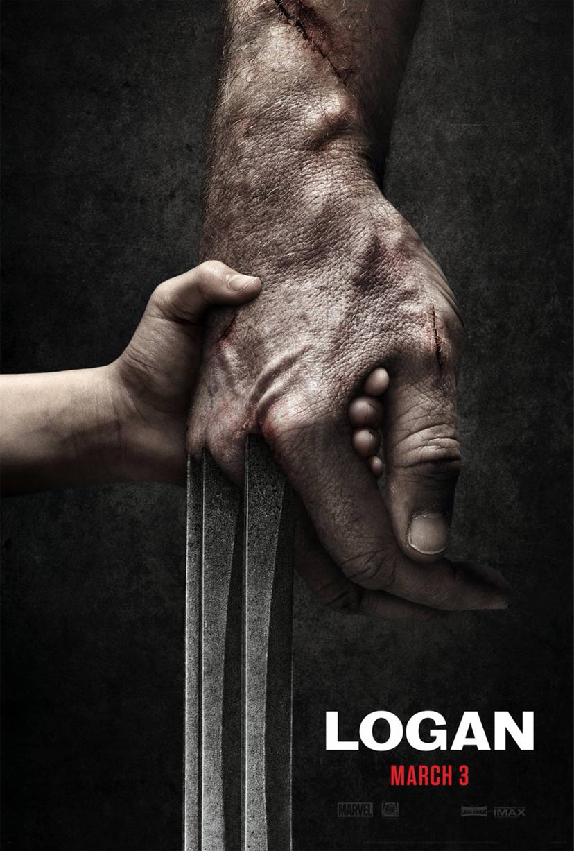 Image result for logan poster 2017