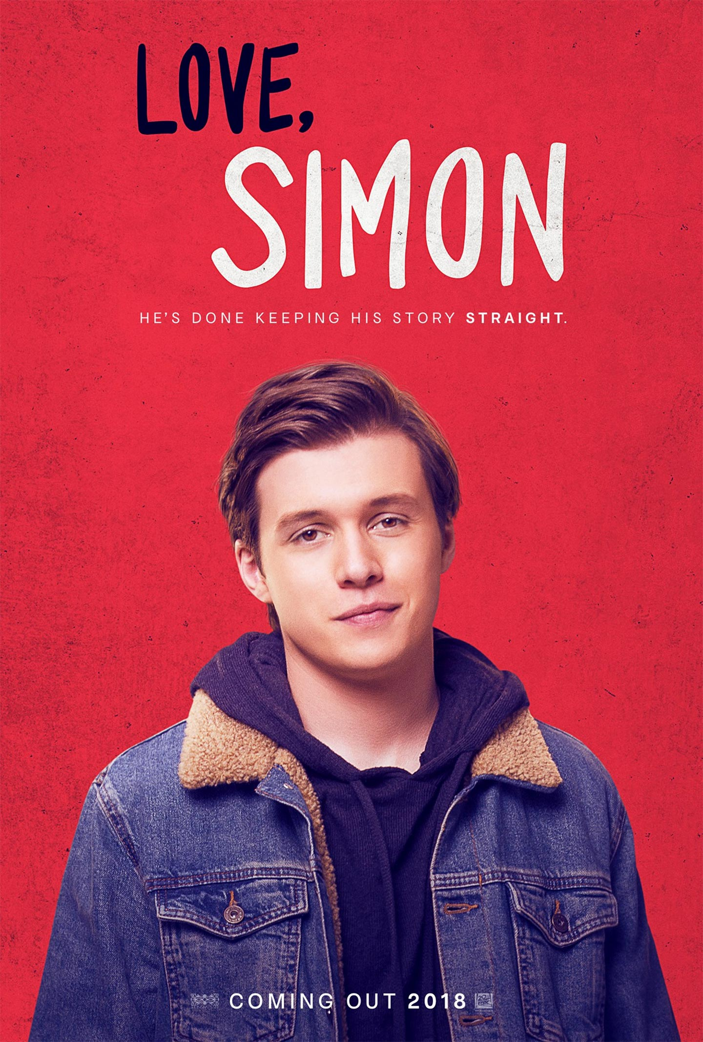 Love, Simon Poster #1