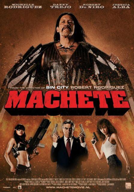 Machete Poster #9
