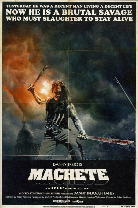 Machete Poster #1