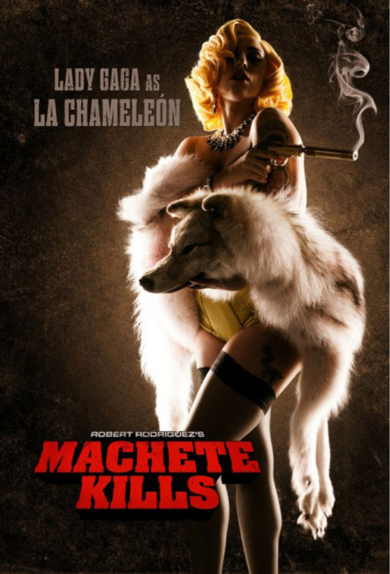 Machete Kills Poster #2