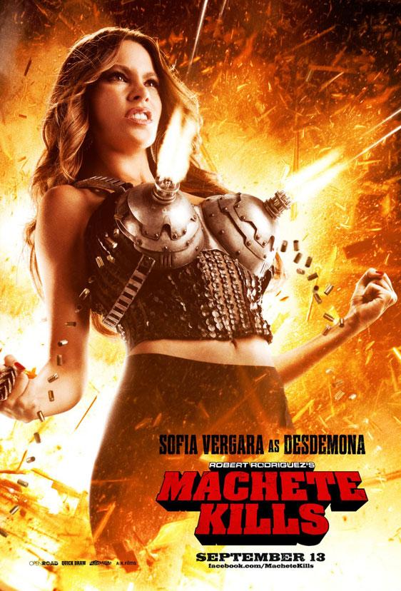 Machete Kills Poster #5