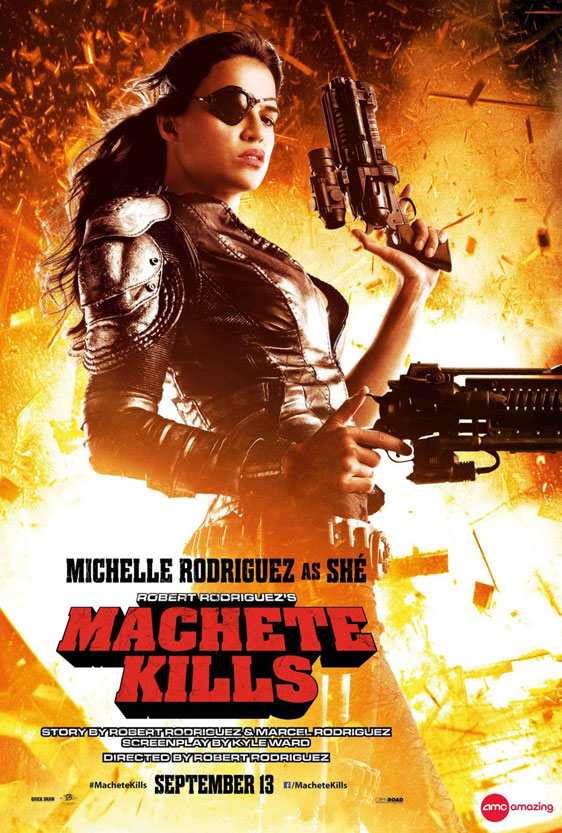 Machete Kills Poster #6