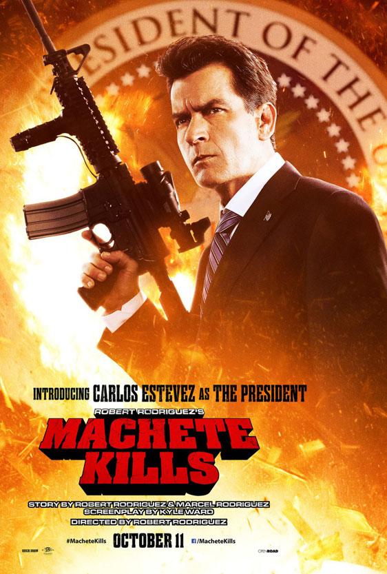 Machete Kills Poster #8