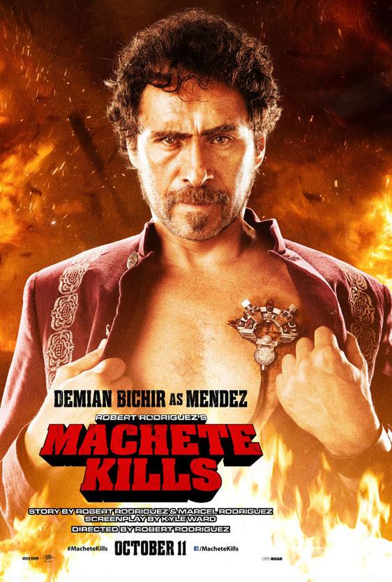 Machete Kills Poster #9