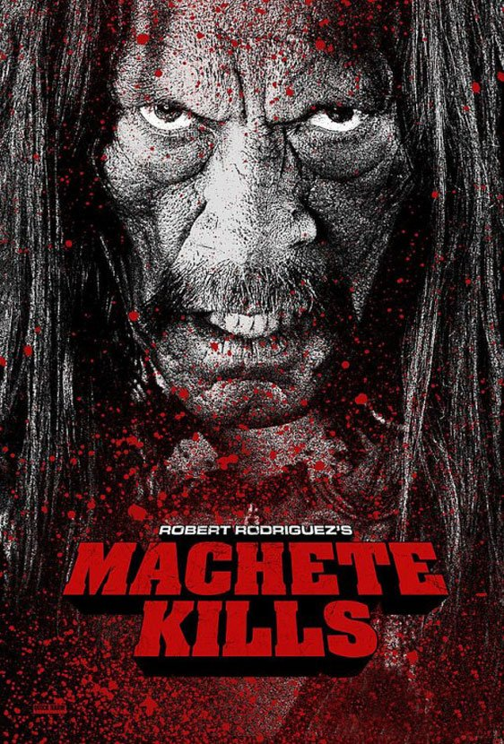 Machete Kills Poster #1