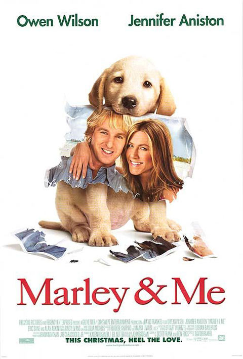 Marley & Me Poster #5
