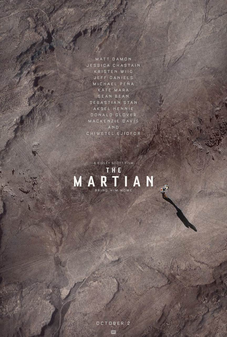 The Martian Poster #3