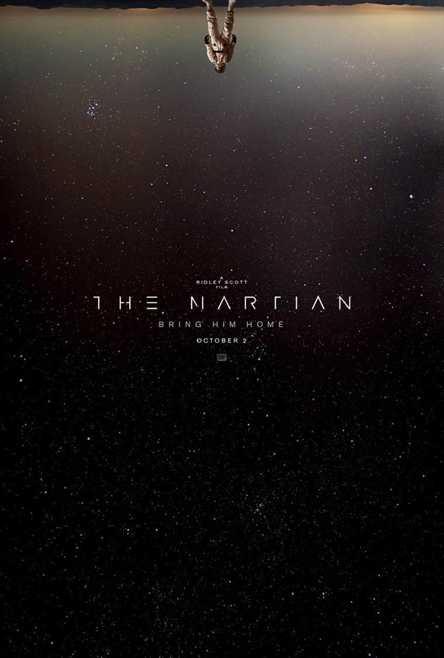 The Martian Poster #4