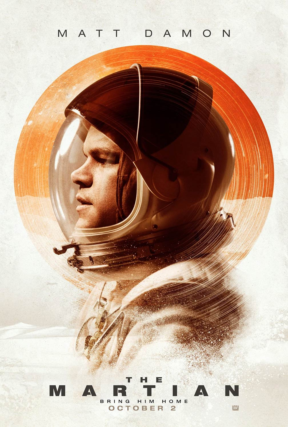 The Martian Poster #5