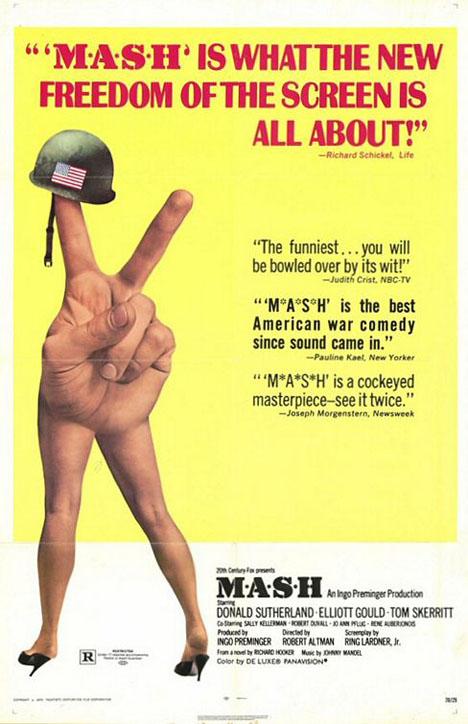 MASH Poster #1