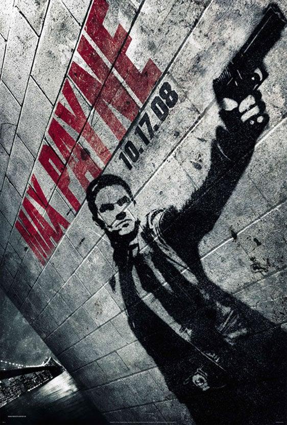 Max Payne Poster #1