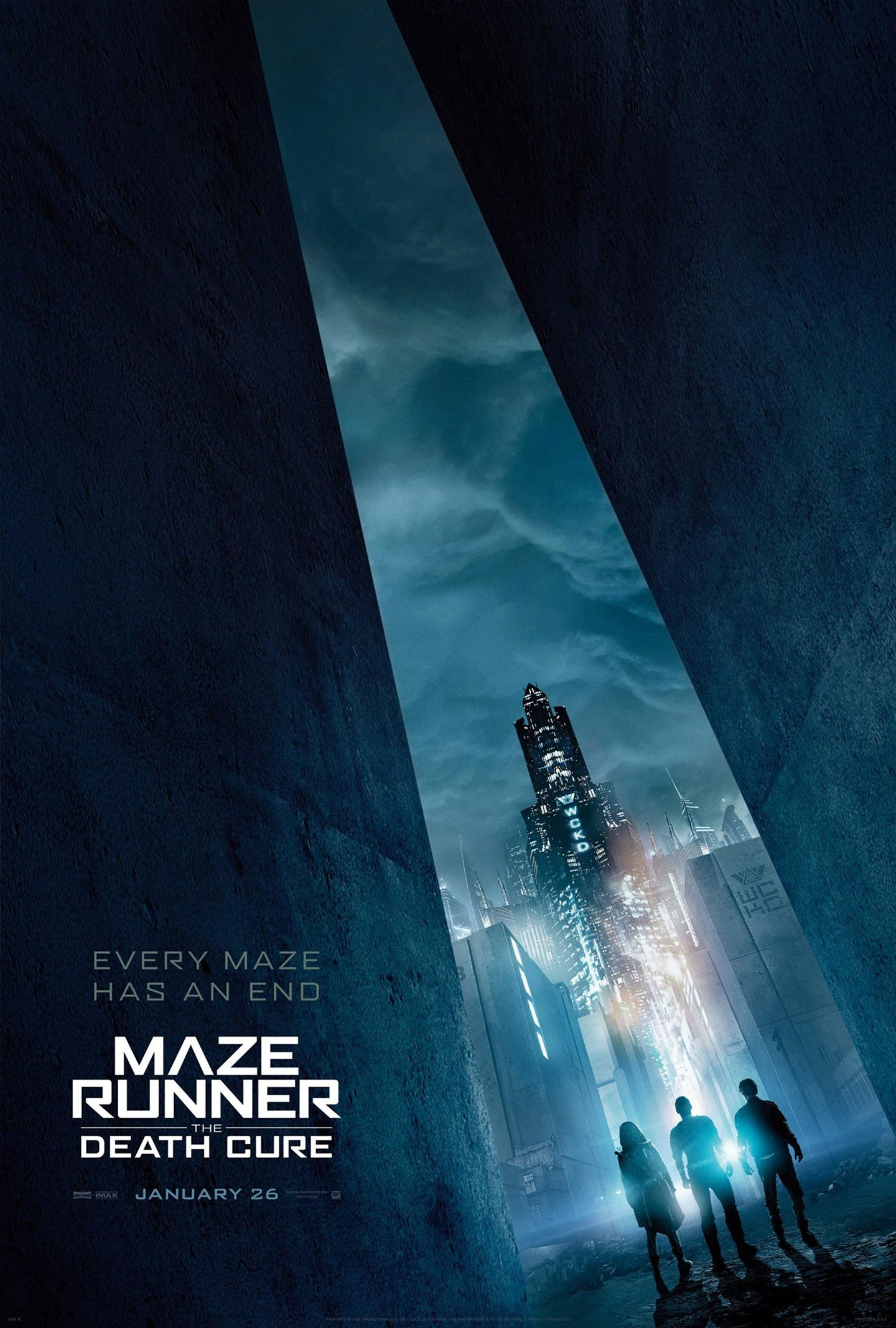Maze Runner: The Death Cure Poster #2
