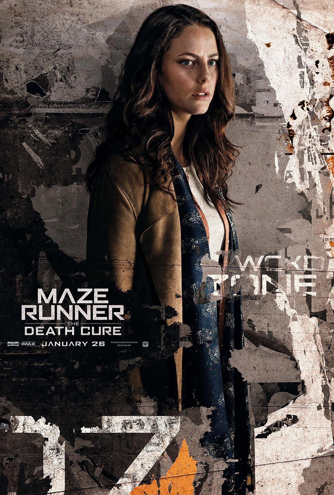 Maze Runner: The Death Cure Poster #4