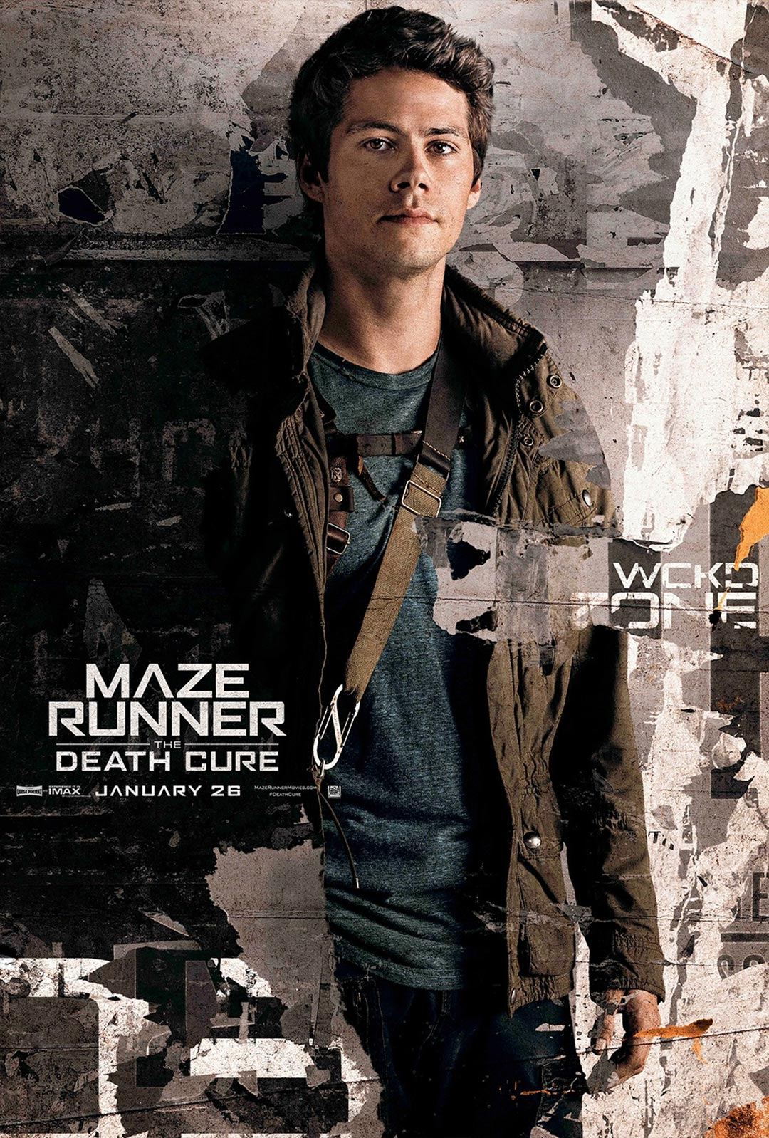 Maze Runner: The Death Cure Poster #5