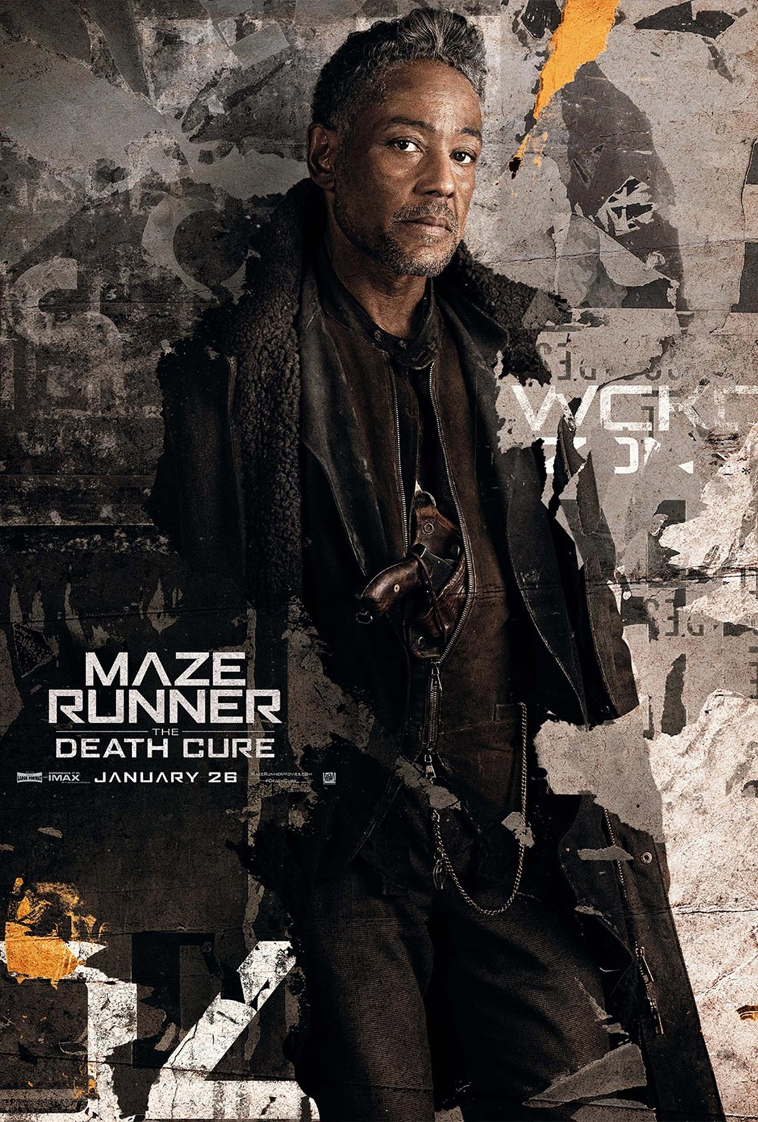Maze Runner: The Death Cure Poster #6