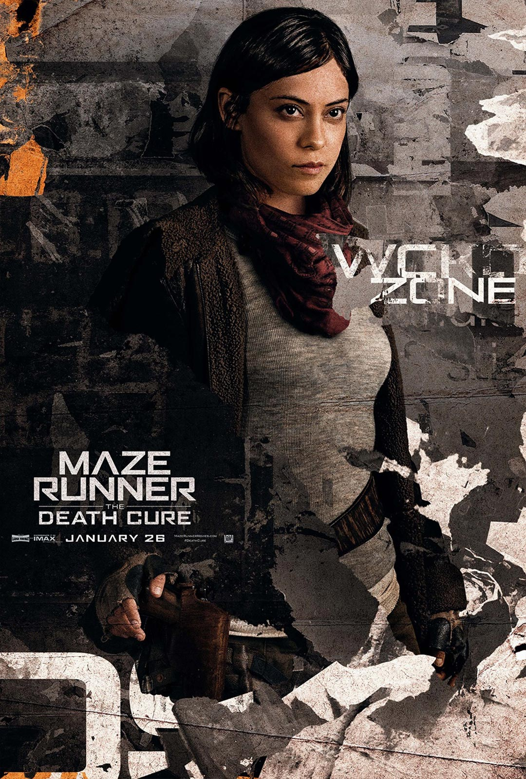 Maze Runner: The Death Cure Poster #7
