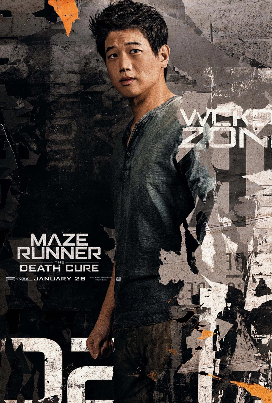 Maze Runner: The Death Cure Poster #8
