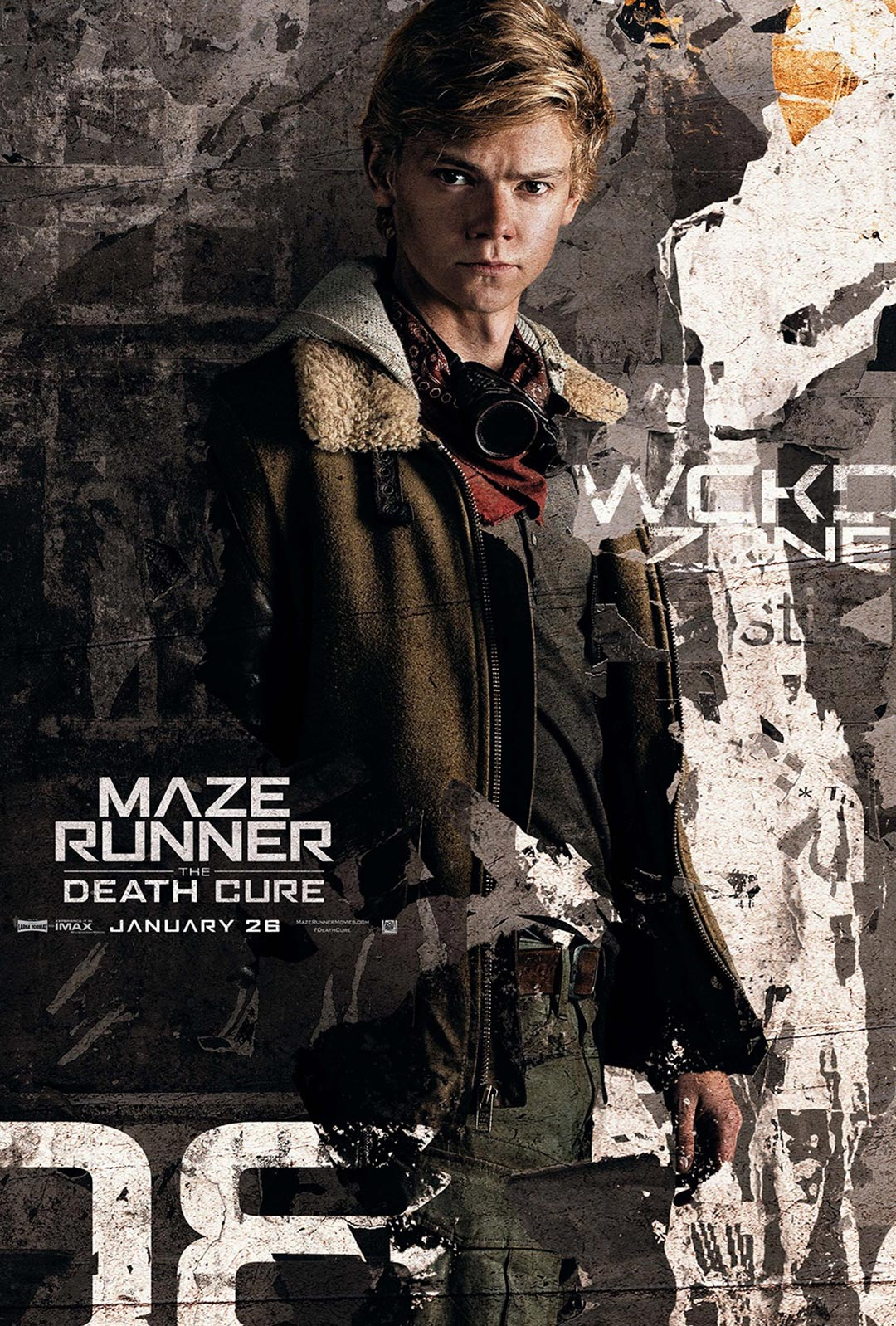 Maze Runner: The Death Cure Poster #9