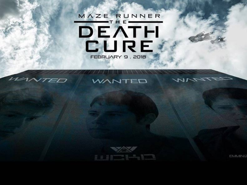 Maze Runner: The Death Cure Poster #1