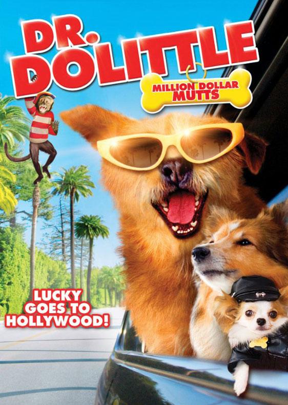 Dr. Dolittle Million Dollar Mutts Poster #1