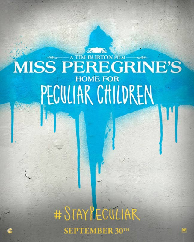 Miss Peregrine's Home for Peculiar Children Poster #13