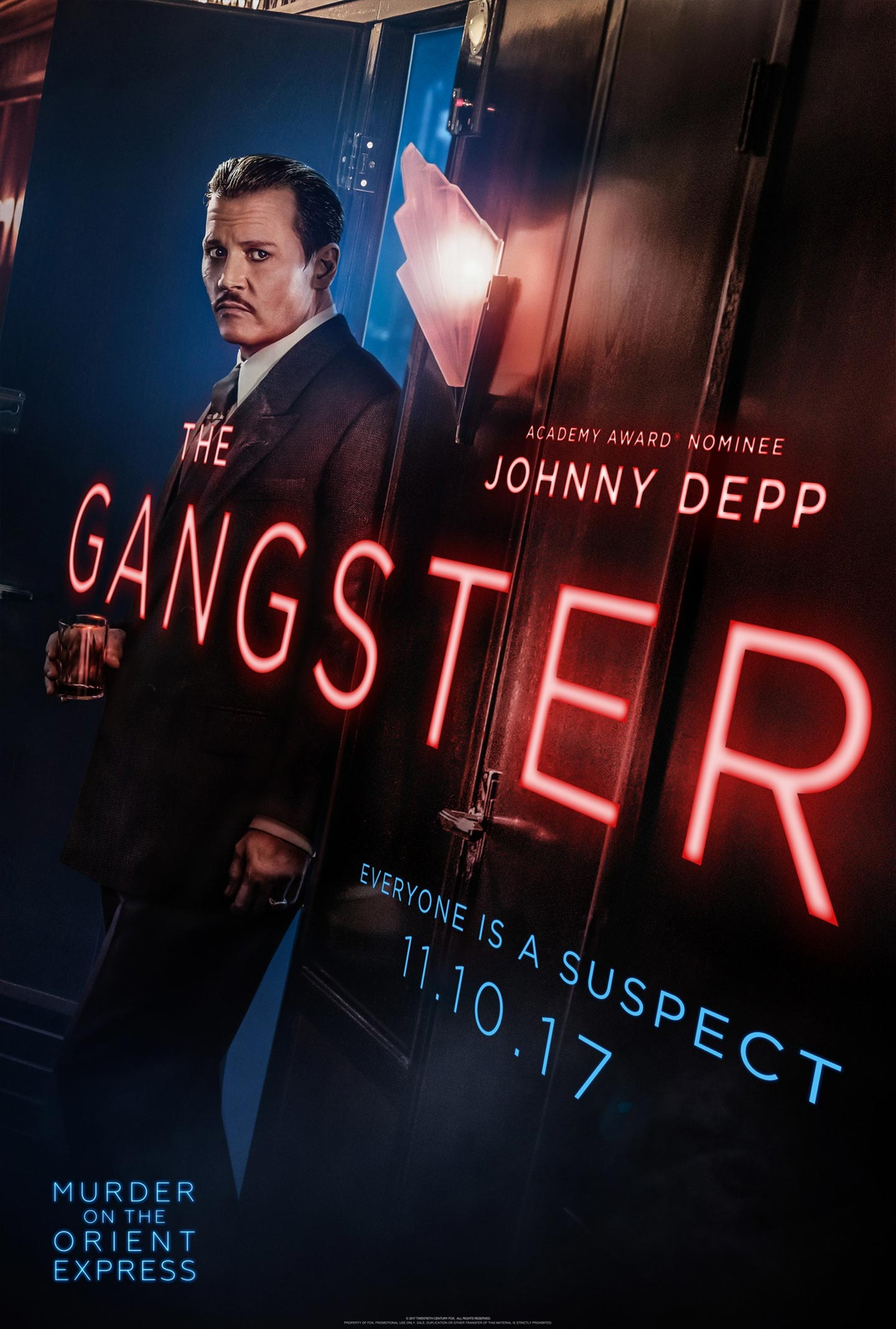 Murder on the Orient Express Poster #13