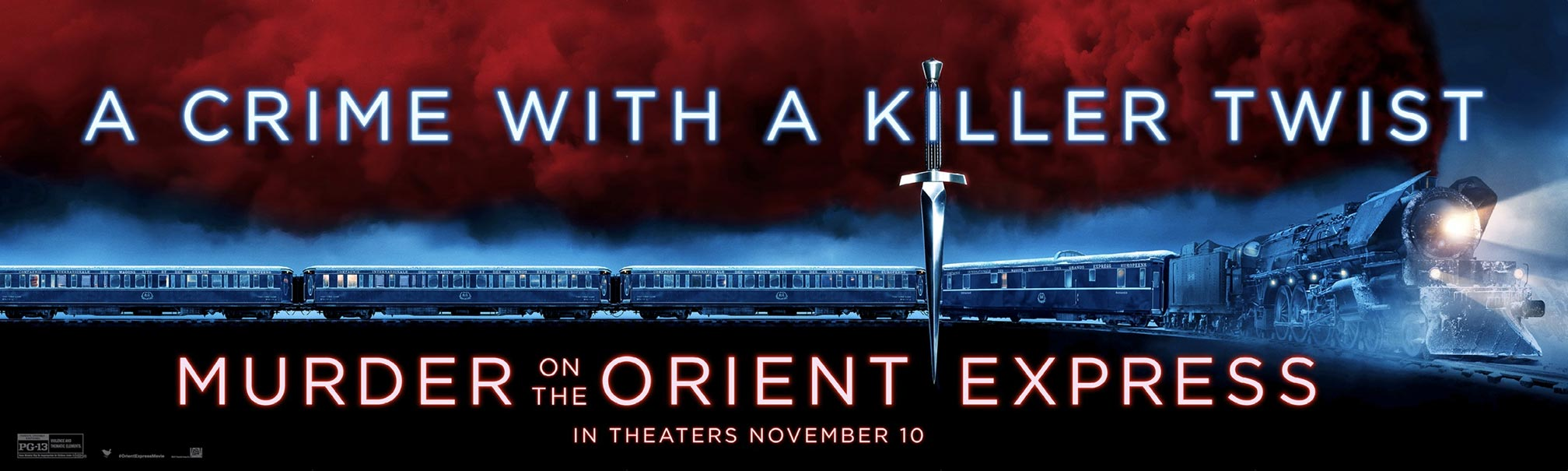 Murder on the Orient Express Poster #20