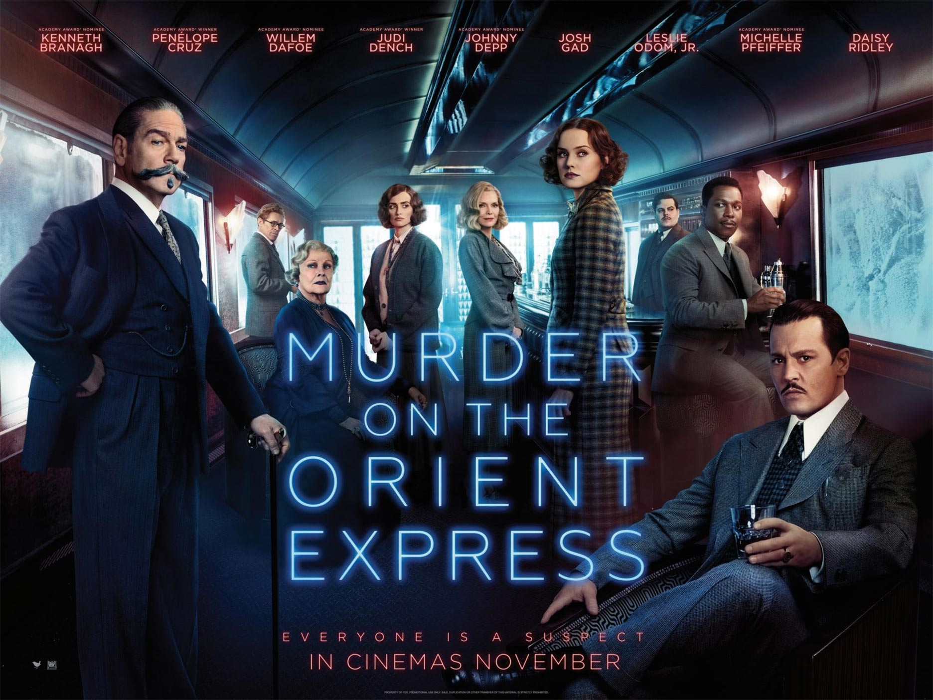 murder on orient express 2 days ago  kenneth branagh's murder on the orient express sequel death on the nile will begin filming in the uk next spring branagh's take on the.