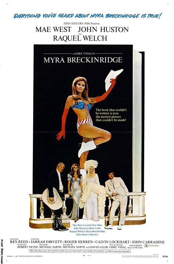 Myra Breckinridge Poster #1